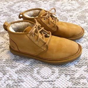 Ugg Neumel Smooth Chukka Boot Wheat Limited Edtn.